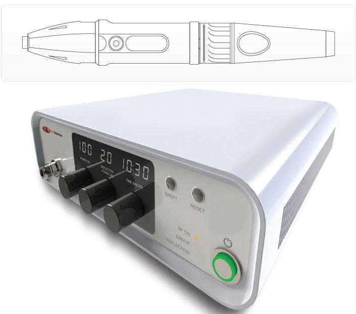 Le dispositif est actuellement testé pour son efficacité à éliminer les lésions précancéreuses causées par le HPV