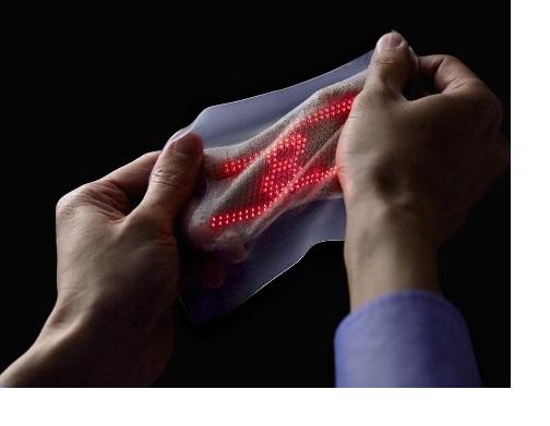 Ce nouveau dispositif de « peau électronique » repousse encore les limites de miniaturisation, de confort et d'accessibilité des données