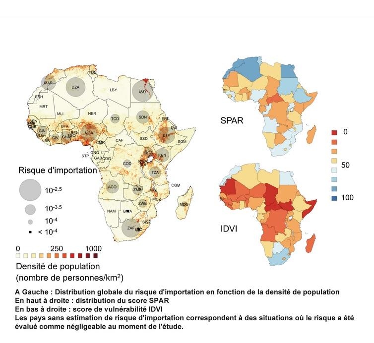 Les pays africains à risque élevé sont globalement les mieux préparés