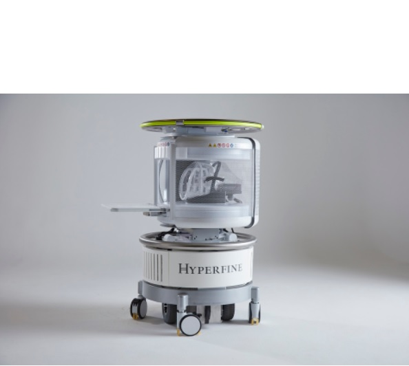 Hyperfine's Swoop™ Portable MRI System successfully detects abnormalities at bedside of critically-ill patients in intensive care unit settings (Photo: Business Wire)
