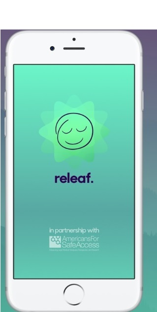 ReleafApp, une application mobile accessible au public