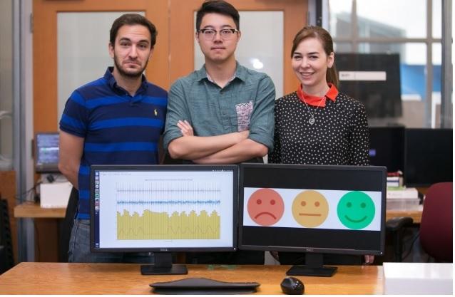 Identifier les émotions par wifi