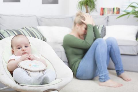 Les nourrissons nés de femmes atteintes de dépression prénatale s'avèrent bien plus susceptibles de connaître une plus grande détresse, une plus grande peur, de faire moins de sourires, d'être moins à la recherche de bien-être, de plaisirs et de joies