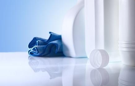 Certains produits d'entretien ménager peuvent contribuer au surpoids des enfants