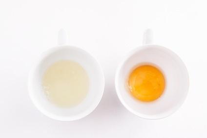 La réponse en termes de musculation à l'entraînement est 40% plus élevée chez les sportifs qui consomment des œufs entiers