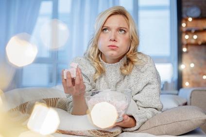 La chute soudaine du glucose, associée à la sensation de faim peut avoir une incidence sur notre humeur