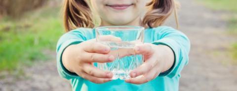 Ces microparticules attirent puis dégradent les contaminants de l'eau