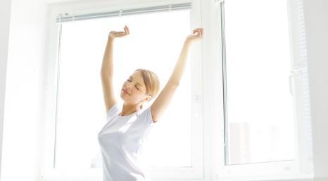 Le respect de l'horloge biologique et du cycle jour-nuit peut avoir une conséquence bénéfique sur l'humeur.