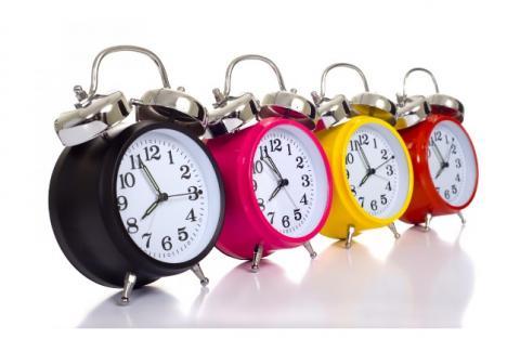 Le nombre de rendez-vous ambulatoires à l'hôpital augmente après ce changement d'horloge car les patients sont 5% plus susceptibles de manquer un rendez-vous chez leur médecin de ville