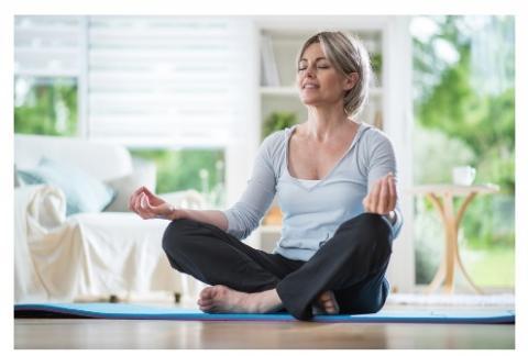La pleine conscience peut soulager les symptômes de la ménopause