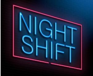 700 millions de personnes dans le monde sont engagés dans un modèle de travail par quarts ou de nuit.