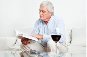 Deuxième trajectoire : une consommation d'alcool relativement stable tout au long de la vie