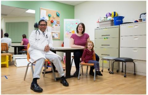 Le Dr Lodha a montré que le début d'un traitement à la caféine dans les 2 jours qui suivent la naissance, permet de réduire le temps d'assistance respiratoire