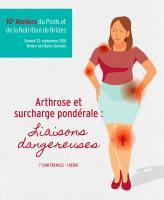 Les 10è Ateliers du Poids, de la Nutrition et du Thermalisme de Brides-Les-Bains, auront lieu Samedi 22 septembre 2018