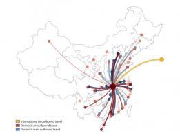Jusqu'à 75.815 personnes pourraient avoir été infectées à Wuhan