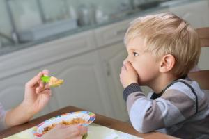 « Les enfants devraient manger de tout ».