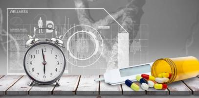 Les rythmes circadiens sont guidés par les horloges internes des cellules qui permettent aux organismes de s'adapter au cycle de 24 heures, diurne et nocturne.