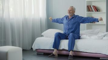 Une bonne qualité de sommeil et une bonne humeur permettent de maintenir la mémoire de travail avec l'âge