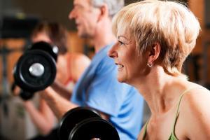 La capacité de soulever des poids est associé à une vie plus longue