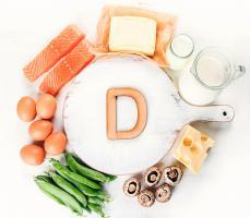La composition du microbiome intestinal est également liée à -ou influe sur- ses niveaux de vitamine D active, une hormone essentielle pour la santé osseuse et l'immunité (Visuel Adobe Stock 203634721).