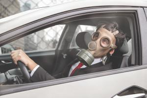 La pollution atmosphérique tue plus de 10.000 personnes chaque jour (Visuel Adobe Stock 99947530).