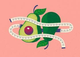 Facteur de satiété, d'équilibre lipidique et métabolique, de prévention de trouble cardiaque, les avocats sont à nouveau documentés comme un bon « répartiteur » de graisse abdominale chez les femmes (Illustration par Michael Vincent)
