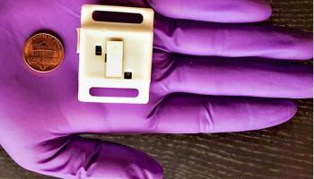 Le dispositif prévient les patients atteints de MICI avant l'apparition des symptômes comme la diarrhée chez les patients atteints de la maladie de Crohn et l'urgence des selles chez les patients atteints de colite ulcéreuse (Visuel Université du Texas à Dallas)
