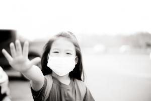L'utilisation de masques faciaux est devenue omniprésente en Chine et dans d'autres pays asiatiques comme la Corée du Sud et le Japon