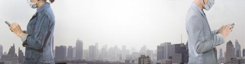 Comment justifier la déclaration de l'OMS sur la pandémie en mars à la lumière des dommages socio-économiques considérables qui ont suivi ?  (Visuel Adobe Stock 332674760)