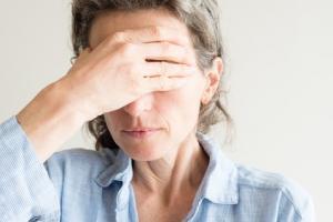 La dépression touche jusqu'à 70% des femmes en transition vers la ménopause (Visuel Fotolia_123268987_XS)