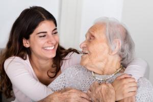L'incontinence touche plus d'1 personne sur 4 âgées de 85 ans et plus et vivant à domicile
