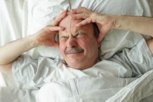 Sa nycturie entraine une privation de sommeil liée à 4 à 5 levers nocturnes.