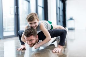 Pratiquer l'exercice au jeune âge, c'est se doter d'un capital résilience et santé mentale pour la vie (Visuel Fotolia 148400929)