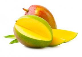 2 portions de mangue par jour ont un effet très bénéfique sur la pression artérielle systolique ici de femmes ménopausées en bonne santé.