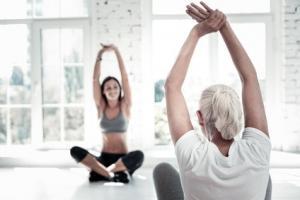 Une pratique insuffisante de l'exercice est constatée chez plus de 70% des personnes qui développent ou risquent de développer une maladie cardiaque