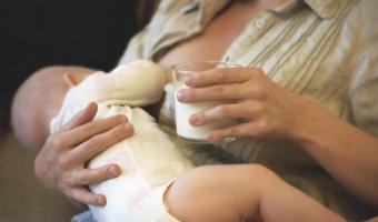 Un résultat surprenant car boire du lait tout en allaitant reste un comportement peu courant (Visuel John Browne / Université de technologie Chalmers)