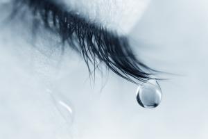 Il est peu probable que les patients infectés puissent transmettre le virus par leurs larmes