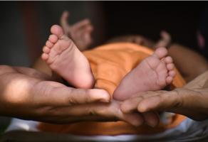 Dans les pays où le paludisme est endémique, l'incidence de la prématurité et des effets associés est élevée (Visuel Atharva Whaval)