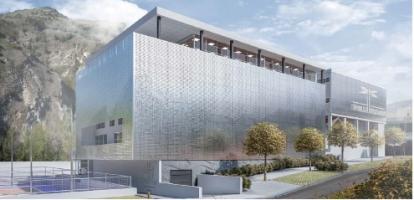 Cette saison voit le Renouveau des Thermes de Brides-les-Bains, qui s'agrandissent avec un tout nouveau bâtiment de 3.000 m2