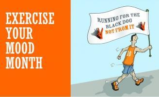 Un petit peu d'exercice, et quelle que soit son intensité, suffit déjà à réduire le risque de dépression