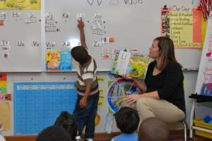 L'« Intentional teaching » ou l'engagement des enseignants, leur sensibilité et la chaleur qu'ils témoignent aux petits enfants durant l'apprentissage est pour beaucoup dans les résultats de cet apprentissage