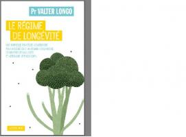 Le Régime de Longévité, un ouvrage très pédagogique qui accompagnera au quotidien, les professionnels de la nutrition tout autant que leurs patients.