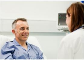 La décision de traitement du cancer de la prostate reste complexe car elle doit prendre en compte l'efficacité du traitement, mais également les effets secondaires possibles