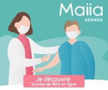 Chaque médecin qui se sera engagé dans la vaccination devra chaque semaine ouvrir les créneaux de vaccination qu'il propose à ses patients (Visuel MAIIA)