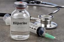Cet essai international « RAPID » vient de conclure à l'efficacité de l'anticoagulant héparine chez les patients COVID-19 hospitalisés modérément malades (Adobe Stock 205042766)