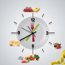 Le décalage horaire du week-end et notamment des repas fait augmenter l'IMC et le risque d'obésité.