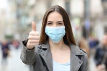 Les mesures barrières mises en œuvre pour prévenir le COVID-19 ont considérablement réduit, aussi, les taux de maladies respiratoires courantes et d'infections virales (Visuel Adobe Stock 334490121)