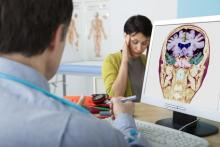 Chez un patient sur 2 souffrant actuellement de ces céphalées, les épisodes de crises suivent une régularité circadienne, c'est-à-dire surviennent fréquemment au même moment de la journée