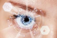 Des lentilles de contact bientôt capables de détecter un cancer, de traiter des maladies et de remplacer un écran numérique, ce sera possible dans un futur relativement proche (Visuel Centre for Ocular Research & Education - CORE)