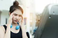 En cas de migraines, quelle est la conduite à tenir ? Fuir l'exercice par peur de la crise ou persévérer ?